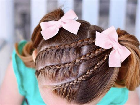 Little Girl Hairstyles That'll Steal The Show This Summer