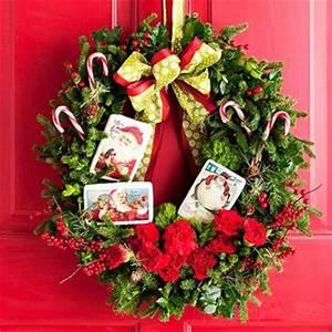 7 DIY Holiday Wreaths