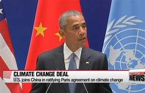 By ratifying the climate accord, the U.S. just gave China ...