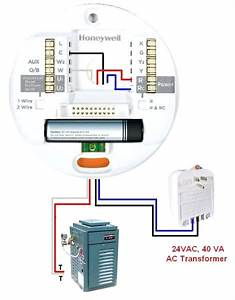 Installing Honeywell Thermostat Without C Wire