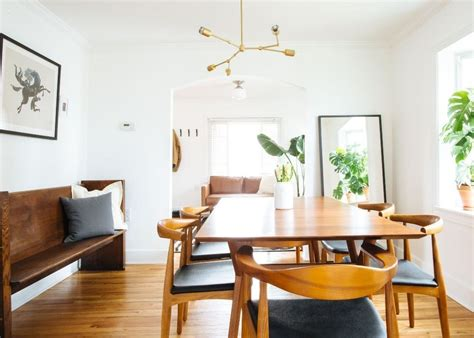 Dining Room Table Decor Ideas by 46 Inspiring Mid Century Dining Room Table Decor Ideas
