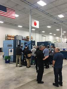 MATSUURA MACHINERY USA WELCOMES CUSTOMERS TO ST. PAUL, MN ...