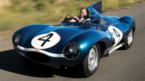 Jaguar D-type [501] (1955) Wallpapers And Hd Images