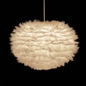 Suspension Luminaire Plume : suspension plume lampe design eos drawer ~ Teatrodelosmanantiales.com Idées de Décoration
