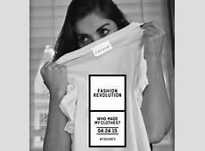 Fashion Revolution Day 2015 Fashionhedge