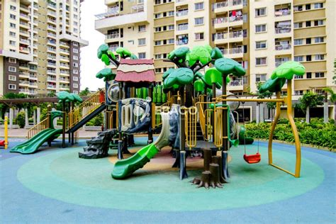 Children Play Area - Ebaco | Sports Infrastructure Company ...