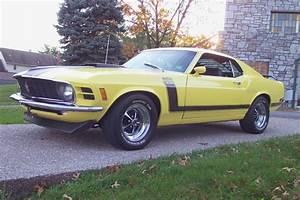 '70 Yellow Boss 302