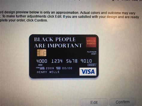 wells fargo design debit card  cards