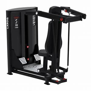 Maxi Series Converging Shoulder Press