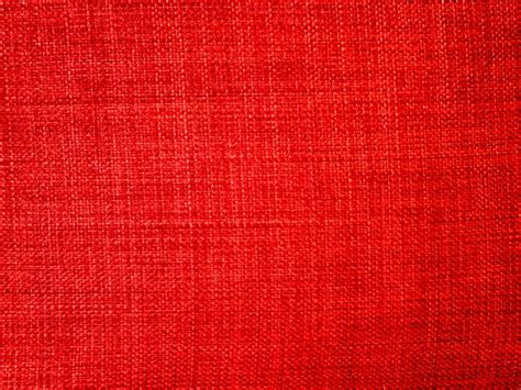Red Fabric Textured Background Free Stock Photo Public