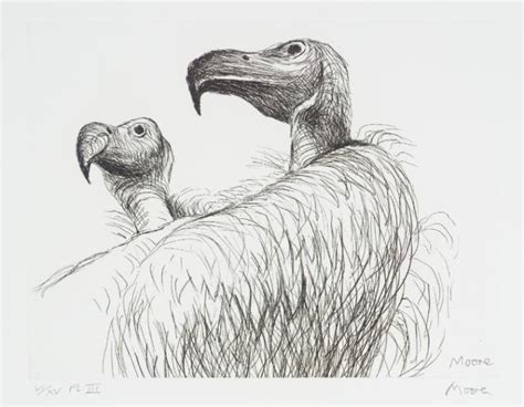 vultures henry moore om ch tate
