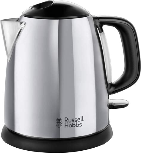 kettle boil hobbs russell cordless electric 2400w compact fast