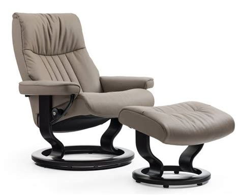 siege stressless leather recliner chairs scandinavian comfort chairs