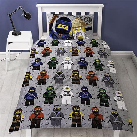 Official Lego Ninjago Movie Guru Single Duvet Cover Set