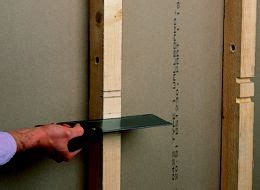how to build a stud partition wall ideas advice diy at b q