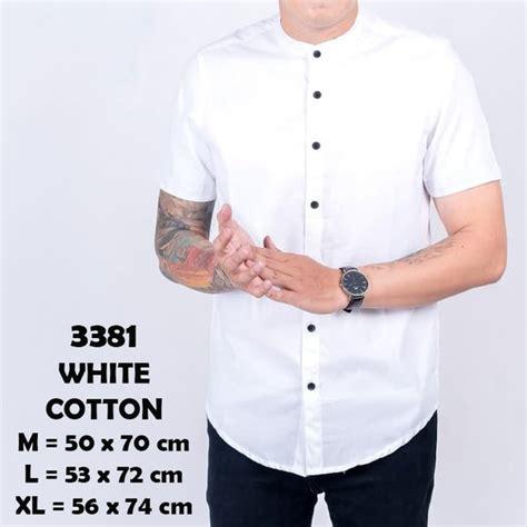 harga baju kemeja putih murah terbaik 2019 harga murah