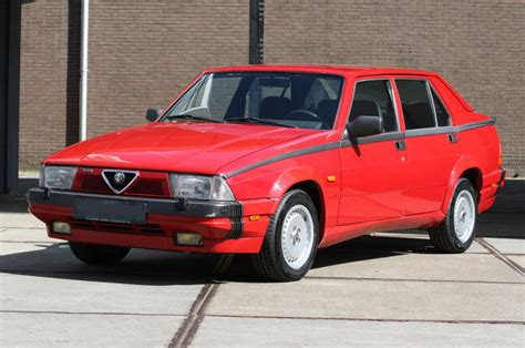 Alfa Romeo America by Alfa Romeo Alfa Romeo 75 3 0 V6 America 1989 Catawiki