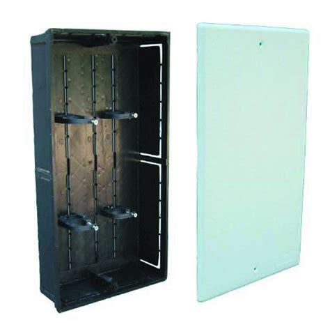 cassette per collettori cassetta per alloggio collettori tecnogas