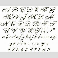 Cursive Font Sample  Handwritten Samples  Cursive Letters Font, Cursive Calligraphy, Tattoo