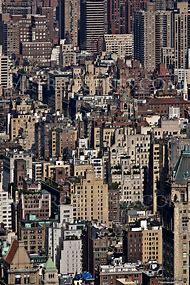 City of New York Upper East Side