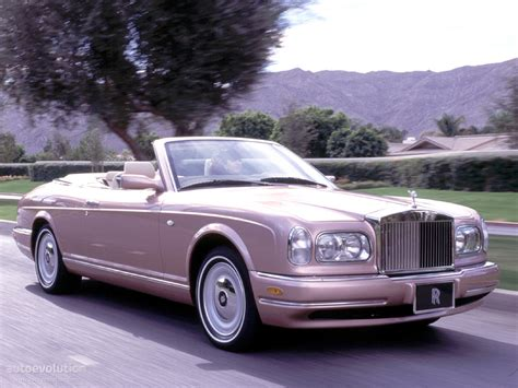 Rolls Royce Corniche 2002 by Rolls Royce Corniche V 2000 2001 2002 2003