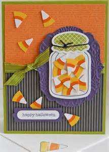 Halloween Cards Stampin Up Candy