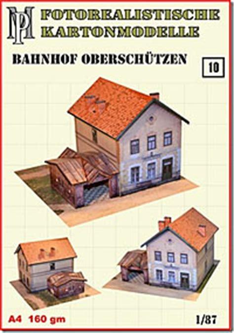 kartonmodellbogen