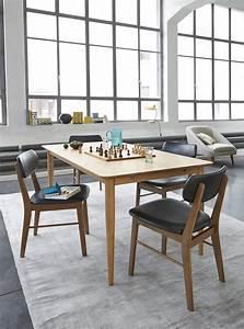 Chaises La Redoute Interieur : table et chaises esprit vintage la redoute int rieur ~ Teatrodelosmanantiales.com Idées de Décoration