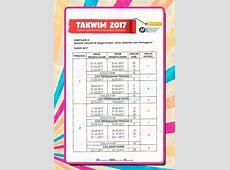 Kalendar 2017 Malaysia Versi Terbaik Cuticuti Sekolah