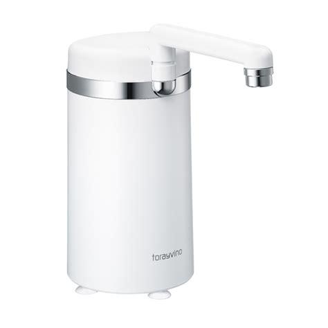 countertop water purifier countertop water filter torayvino sw5 eg waterstore