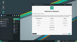 Manjaro 20 0 Linux Distribution Has Been Released