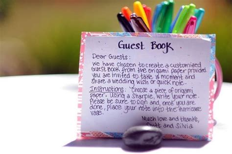 60 best images about diy guest book ideas pinterest creative wedding and messages