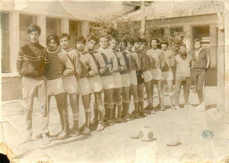 Photo de classe Equipe scolaire Benbadis EST de 1972, Ben Badis Est - Copains d'avant