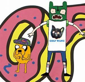 Adventure Time x Odd Future by floralsamurai on DeviantArt