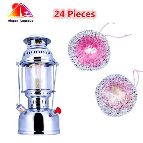 24pcs butterfly mantle high quality gas ls outdoor gas