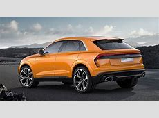 2019 Audi Q8 RS Price * Release date * Specs * Design