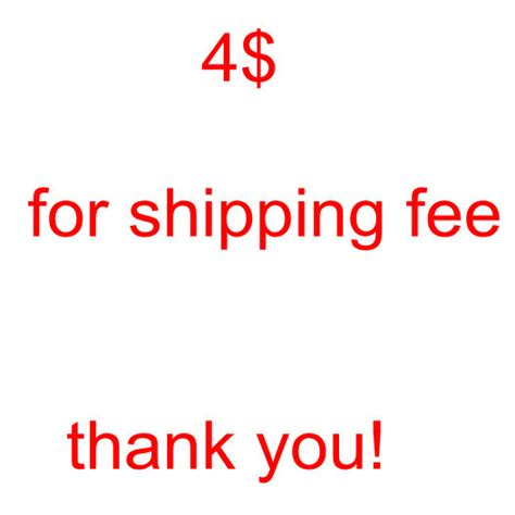 2 for shipping fee dear friend thank you so much for your