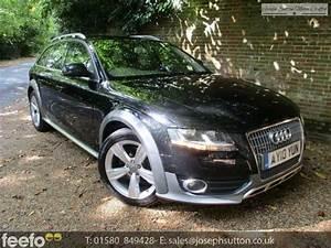Audi A4 Allroad 2010 : audi a4 allroad tdi quattro 2010 diesel manual in black in goudhurst kent gumtree ~ Medecine-chirurgie-esthetiques.com Avis de Voitures