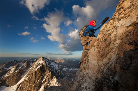 Climb The Grand Teton, Classic  Exum Mountain Guides