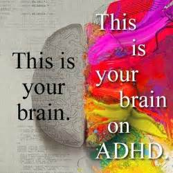 Treatments of ADHD are psychotherapy and medications/drugs (note that ... ADHD