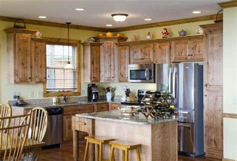 custom hp america 39 s home place kitchen breakfast counter
