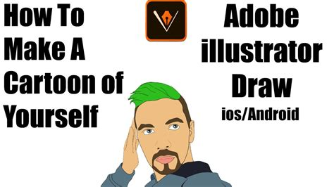 cartoon   adobe illustrator draw