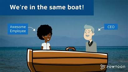 Working Boat Remote Workspace Effective Powtoon Same