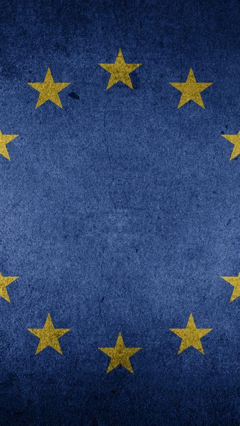 flag   european union grunge hd wallpaper