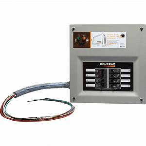 Free Shipping  U2014 Generac Homelink Prewired Manual Transfer