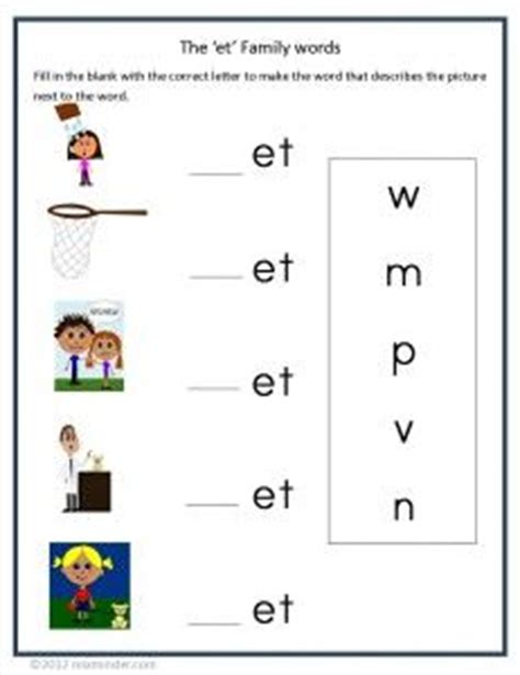 1000 images about word family on word