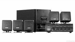 Cambridge Soundworks Desktop Theater 5 1 Dtt2500 Digital