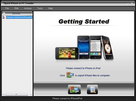 iphone to pc transfer tipard iphone to pc transfer