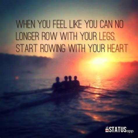 Row The Boat Motto by Best 20 Rowing Quotes Ideas On Rowing Rowing