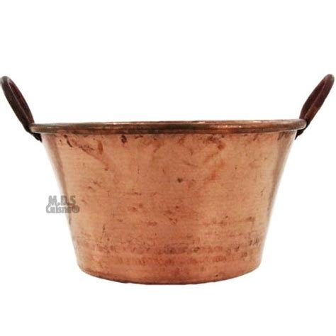 cazo de cobre  carnitas large  heavy duty gauge copper    mexico kitchen